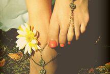 Flower gypsies / Floral accessories