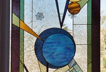 Leadlight designs / Great examples of leadlights and stained glass designs