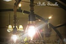 Lighting / Distinct Chandeliers And Lamps For Every Room