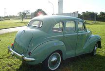 Austin A 40 - 1950