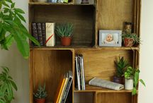 book shelter