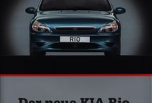 KIA / The collection consists of more than 60 publications about KIA.