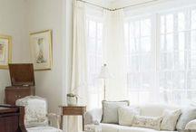 Bay window interior ideas