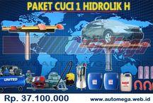 Alat Cuci Mobil Hidrolik / Untuk informasi lengkap bisa hubungi : 081283741321 / Teguh Pramono Pin BB : 54F233FD email : teguh@automega.co.id www.automega.co.id