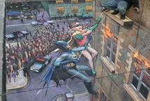 Graffiti, Street Art, Trainwriting
