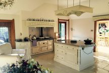 Cool Kitchens / Get cooking in some of these cool kitchens in our properties for sale in Cheshire.