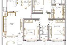 casa - 3 quartos