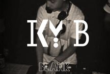 Blank ICY-B set collection / A collection of deep tech , techno and tech house set by ICY-B for Blank