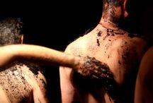 La Terra Rossa / live act / video installation