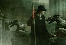 The Dresden Files / All things Harry Dresden