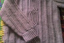 Men's crochet