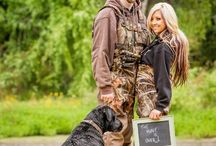 Hunting & Fishing Wedding / Ideas for a hunting or fishing inspired wedding.