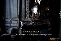 Durmstrang - Wizarding Schools / - aesthetic Wizarding schools around the world: Bulgaria