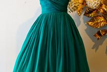 50ies dresses and gowns and more / Alles rund um die 50ies Inspirationen und Ideen