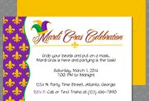 Mardi Gras Templates and More
