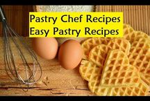 Pastry Chef Recipes