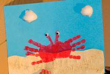 art ideas for rocky shore