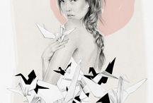 Fashion Illustration Figure Drawing Inspo