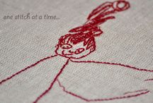 stitchery / by Leah Beardslee