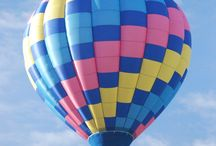 Hot Air Balloons / by Rachel Black