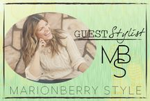 Gracie B. + Marionberry Style / Personal style blogger, Marion, has picked her favorite items from our shop as this month's Guest Stylist. She will be sharing her favorite picks and her must-have summer fashion trends.  / by ShopGracieB.com