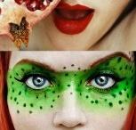 макияж фрукт