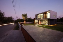Architecture - Houses / by Caro Espinosa