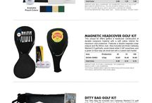 Golf Gifts / Golf Gifts with your custom logo for golf tournaments, golfer outings, and golfing events.  www.imprintgolf.com