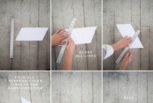 Noel origami