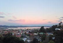Hobart, Tasmania / Visiting beautiful Hobart