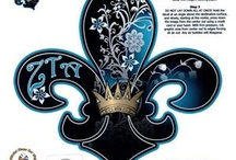 Fleur de Lis Designs / by Kelly Salario~Seaux Southern (machine embroidery)