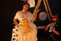 Teatro / Recomendación de obras para niños