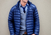 Style Layered Up / Adding #menswear layers creates a unique solid style