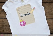 Applique Designs / by Amy Stull