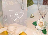 Menus mariage / http://www.livret-mariage.fr/menus-mariage.html