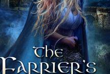Historical romance/fantasy novels