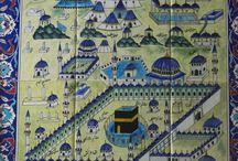 18. Yüzyıl- Tekfur Sarayı Çinileri