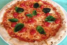 #Pizza Oven Baked / Massimo unique topping for a vegetarian pizza