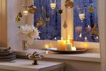 chrismas winter decoration