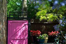 cool garden ideas
