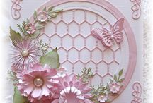 Cards with Die Cuts / by Nancy Edwards