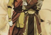 Avatar (Aang/Korra)