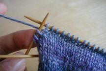 Knitting / by Valerie Bailey