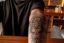Tattoos design Marion BIO / I design tattoos from customers