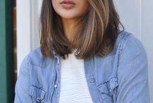 włosy obcięcia