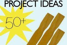 Paint Stick ideas