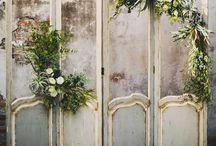 Wedding backdrops ideas