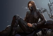 """Winter Soldier / """"You are my mission!"""""""