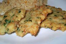Crustácios -peixes / Frutos do mar