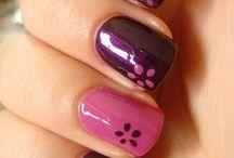 sis's nails